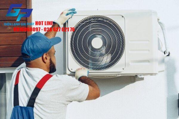 Sửa Máy Lạnh Đường Hoàng Diệu Quận 4